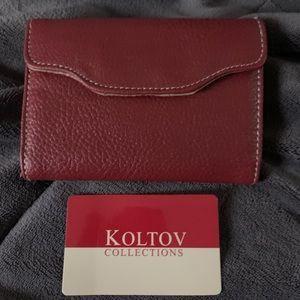 KOLTOV CARD& COIN CASE